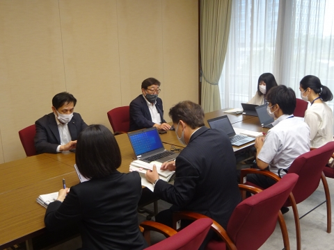 「茨城県第2回定例会に於いて一般質問が終了しました!」⑥