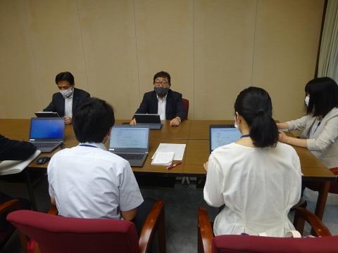 「茨城県第2回定例会に於いて一般質問が終了しました!」⑧