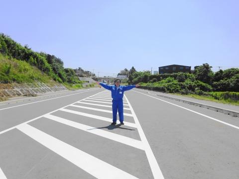 「茨城空港アクセス道路が全線開通しました!」②