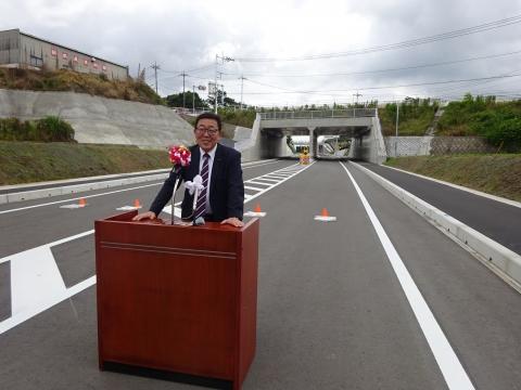 「茨城空港アクセス道路が全線開通しました!」⑤