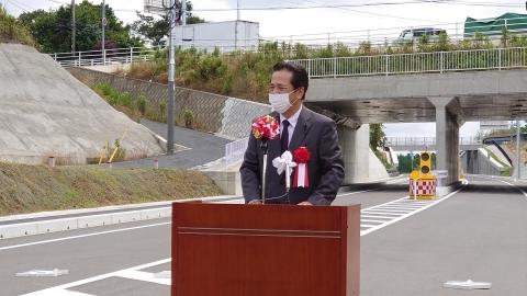 「茨城空港アクセス道路が全線開通しました!」⑨