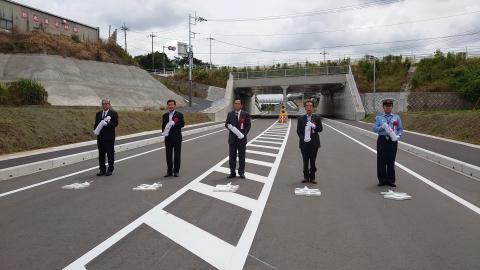 「茨城空港アクセス道路が全線開通しました!」⑩