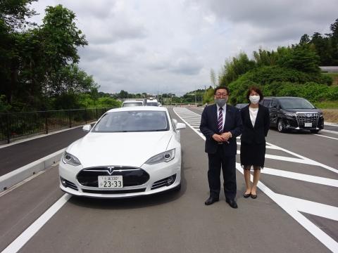 「茨城空港アクセス道路が全線開通しました!」⑲
