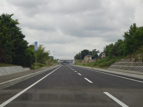 「茨城空港アクセス道路が全線開通しました!」㉔