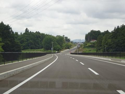 「茨城空港アクセス道路が全線開通しました!」㉒