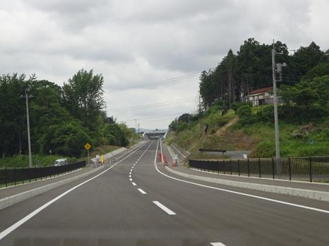 「茨城空港アクセス道路が全線開通しました!」㉓