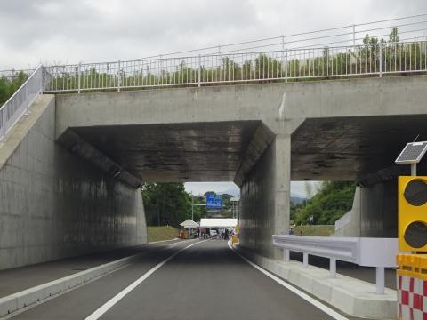 「茨城空港アクセス道路が全線開通しました!」㉖