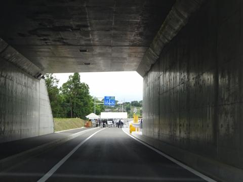 「茨城空港アクセス道路が全線開通しました!」㉗