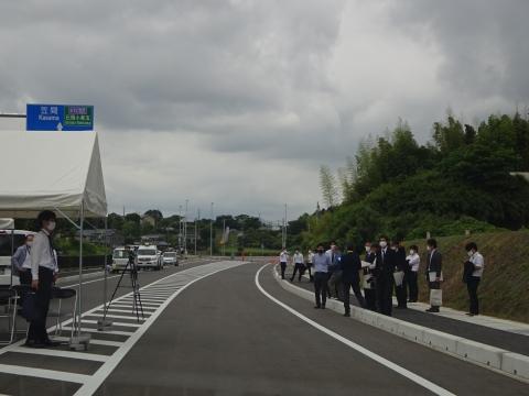 「茨城空港アクセス道路が全線開通しました!」㉙