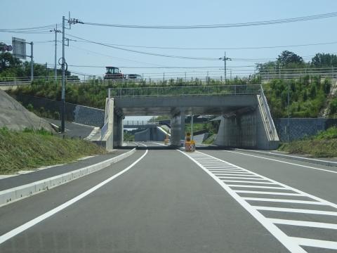 「茨城空港アクセス道路が全線開通しました!」㊶