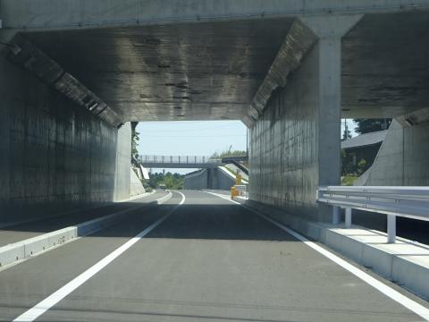 「茨城空港アクセス道路が全線開通しました!」㊷