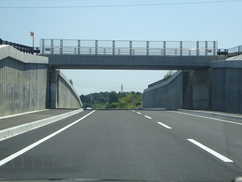 「茨城空港アクセス道路が全線開通しました!」㊸