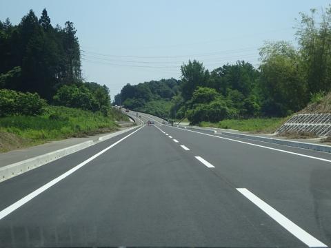 「茨城空港アクセス道路が全線開通しました!」㊹