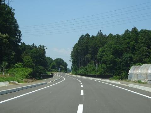 「茨城空港アクセス道路が全線開通しました!」㊻
