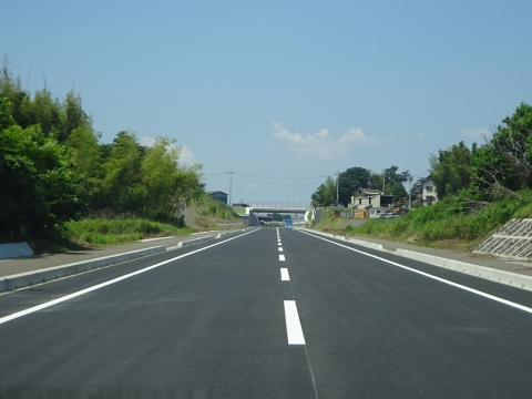 「茨城空港アクセス道路が全線開通しました!」㊼