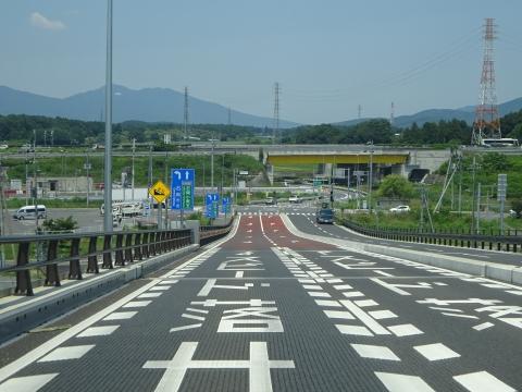 「茨城空港アクセス道路が全線開通しました!」㊿
