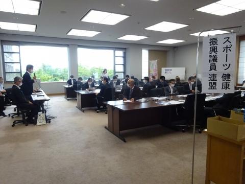 「第2回定例会閉会!戸井田委員長報告・大井川知事挨拶」⑦