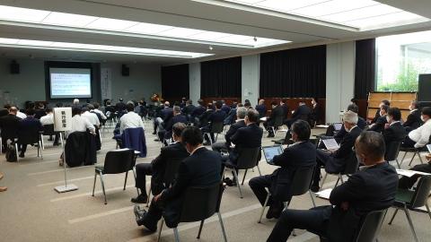 「第2回定例会閉会!戸井田委員長報告・大井川知事挨拶」⑨