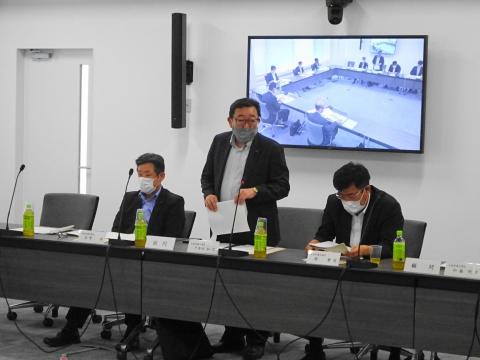 1「石岡城里線県道改修期成同盟会通常総会」 (1)