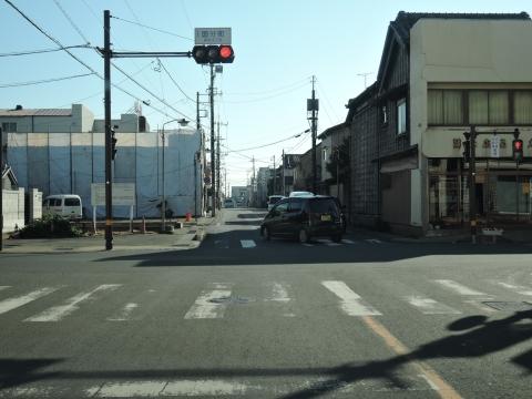 2「旧青柳鉄店前交差点が安全になりました!」 (1)
