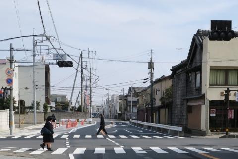 2「旧青柳鉄店前交差点が安全になりました!」 (2)