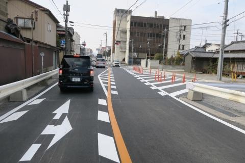 2「旧青柳鉄店前交差点が安全になりました!」 (4)