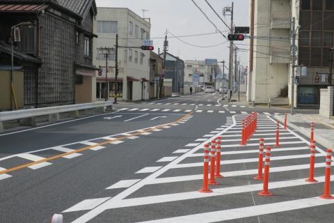 2「旧青柳鉄店前交差点が安全になりました!」 (6)