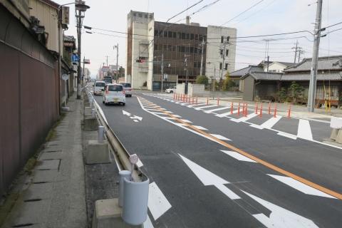2「旧青柳鉄店前交差点が安全になりました!」 (8)