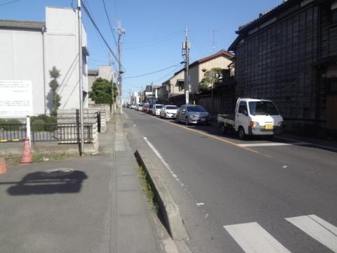 2「旧青柳鉄店前交差点が安全になりました!」 (9)