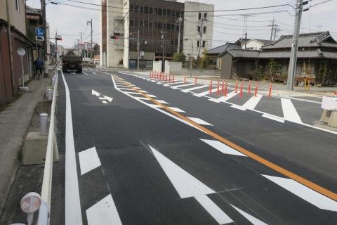 2「旧青柳鉄店前交差点が安全になりました!」 (14)