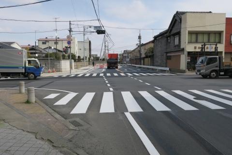 2「旧青柳鉄店前交差点が安全になりました!」 (20)