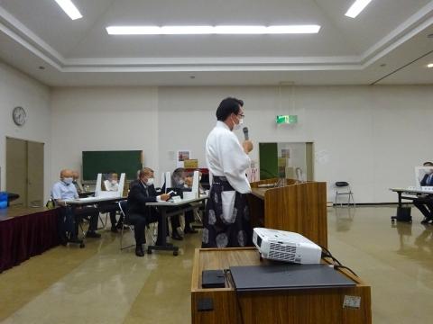 「令和3年度第1回石岡のおまつり振興協議会」全体会議⑥