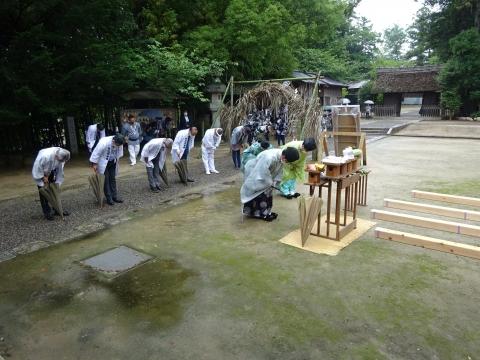「八坂神社祇園祭」常陸國總社宮境内神輿渡御 (41)