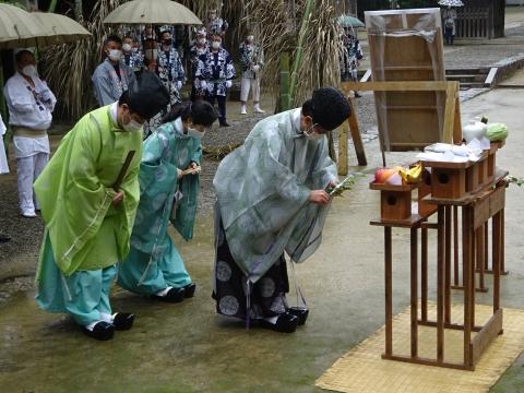 「八坂神社祇園祭」常陸國總社宮境内神輿渡御 (45)