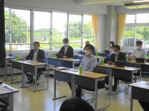 「総務企画委員会」フラワーパーク&S高等学校県内調査 (39)_R