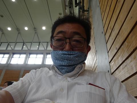 「茨城県庁福利厚生棟でコロナウイルスワクチンを接種しました。」⑥