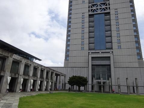 「茨城県庁福利厚生棟でコロナウイルスワクチンを接種しました。」⑩