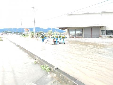 「恋瀬川氾濫対策の為の、光安寺橋架け替え工事についての「地元説明会」⑨ (4)