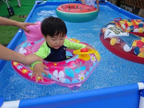 「TOITAFAMILYプール開き大会」 (7)