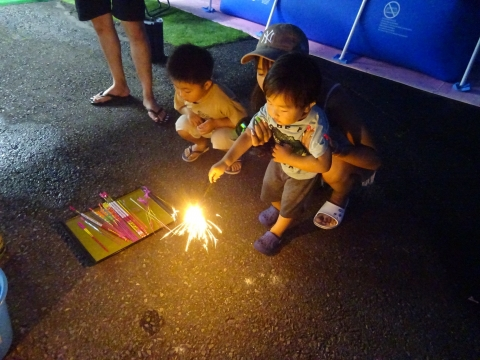 「TOITAファミリープール第3回タコ焼き大会」 (31)
