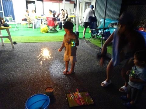 「TOITAファミリープール第3回タコ焼き大会」 (34)