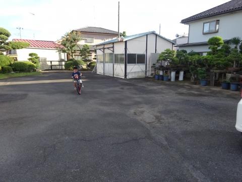 「玲央くんが自転車に乗れるようになりました!」⑤