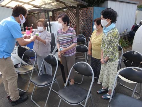 「茨城県知事選挙「大井川和彦」知事候補、石岡市内遊説活動」⑥