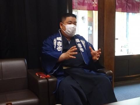 """「橘流寄席文字・江戸文字""""橘 吉也""""」のお店が開店するよ! (15)"""