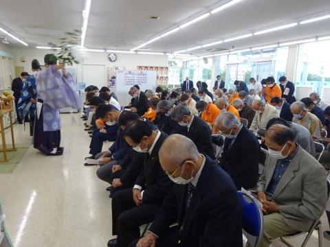 「国光あやの」必勝祈願式典、並びに「石岡後援会事務所開所式」⑥