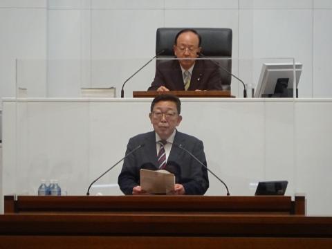 「総務企画委員会」戸井田 和之委員長報告⑥