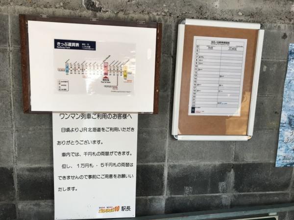 北日ノ出駅