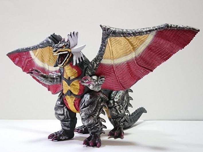 ウルトラ怪獣DX ゾグ第二形態