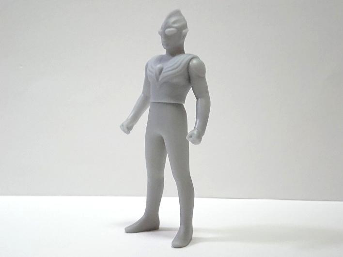 ウルトラヒーローシリーズ ウルクロZ ウルトラマンティガ(マルチタイプ)石化ver