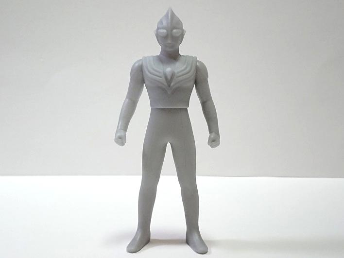 ウルトラヒーローシリーズ ウルクロZ ウルトラマンティガ(マルチタイプ)石化ver0